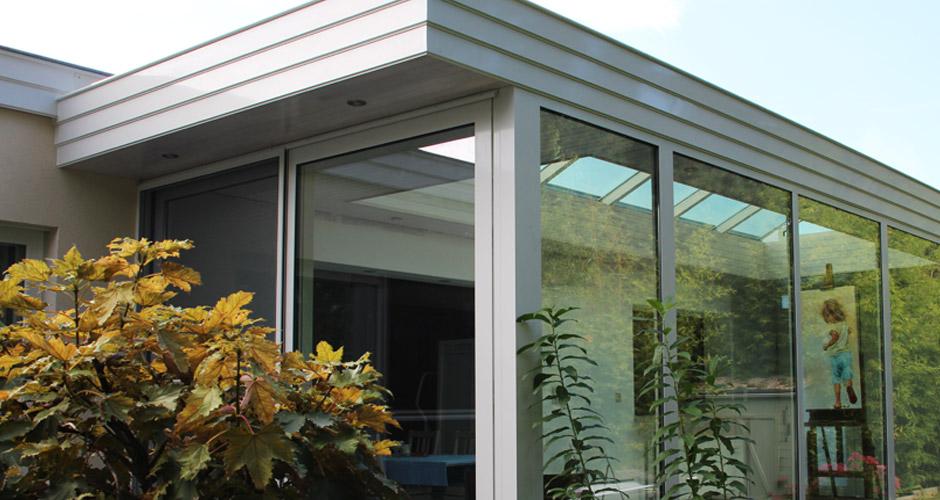 B f aluwerken plaatst aluminium verandas carports en meer - Aluminium pergola met schuifdeksel ...